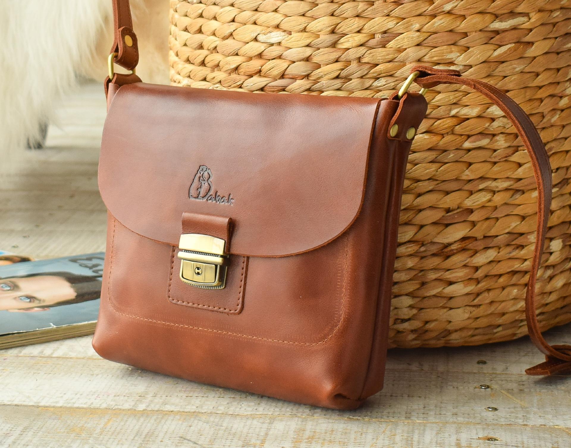 960011202265 Женская сумка ручной работы из натуральной кожи SB1995 (28392 ...