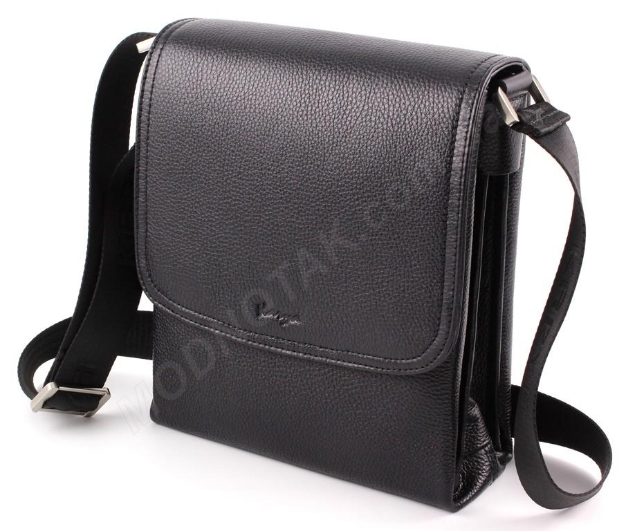 563868d56a53 Мужская наплечная кожаная сумка турецкого производителя Karya ...