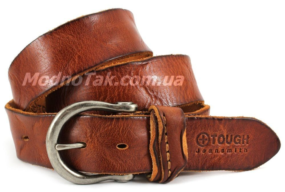 1c2213e6e03f Кожаный джинсовый ремень винтажного типа от TOUGH – кожаные ремни ...