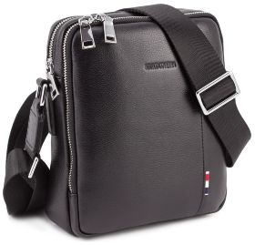 b0ed32e26bfa Повседневная кожаная сумка на два отделения Marco Coverna (10431) ...