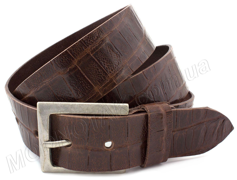 Мужские коричневые широкие кожаные ремни женский ремень burberry