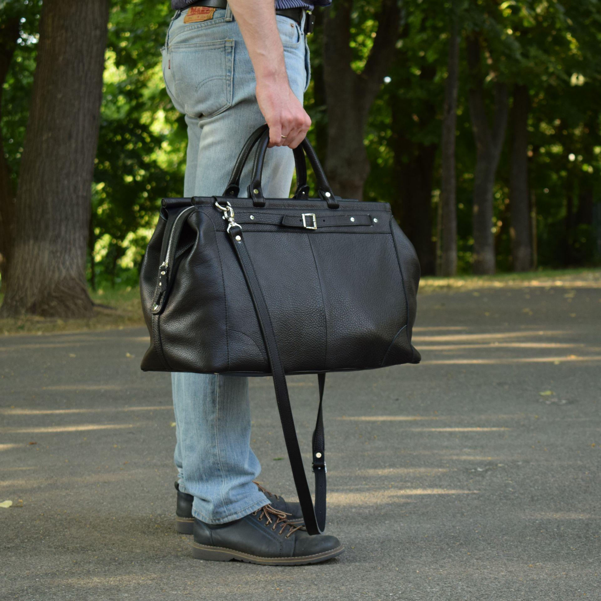 c0be26445f67 Кожаный саквояж SB1995 (702312). Кожаный дорожные сумки, саквожяи ...